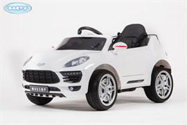 Электромобиль BARTY  М003МР (Porsche Macan) белый