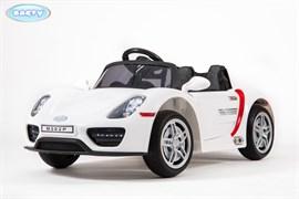 Электромобиль BARTY  М002Р (Porsche 918 Spyder) белый
