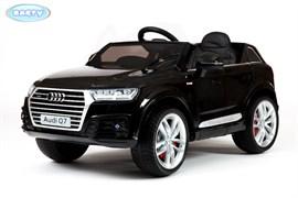 Электромобиль Audi Q7, Чёрный, Глянцевый
