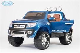 Электромобиль Ford Ranger, Синий, Глянцевый