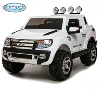 Электромобиль Ford Ranger, Белый, Глянцевый
