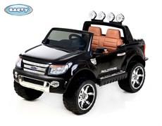 Электромобиль Ford Ranger, Чёрный, Глянцевый