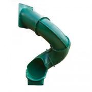 Винтовая горка труба Премиум диам. 600мм. (США) с 2.10м