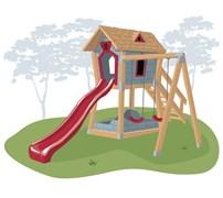 Игровой комплекс для детей Junior Castle