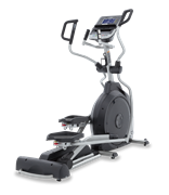 Эллиптический тренажер Spirit fitness XE395(2017)