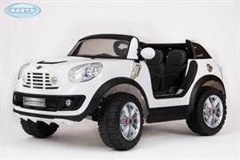 "Электромобиль BARTY Mini Beachcomber (JJ298R""P"") белый"