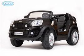 """Электромобиль BARTY Mini Beachcomber (JJ298R""""P"""") черный глянцевый"""