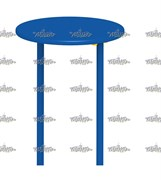 Столик для песочницы круглый  МФ 3.051