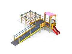 Детский игровой комплекс Надежда Н=700 ДИК 3.231