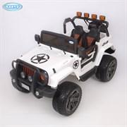 Электромобиль Jeep Wrangler Т555МР 4Х4 (ПОЛНЫЙ ПРИВОД)