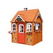 Деревянный домик Джорджия
