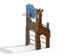 СО 1.261-с26/8,32 Спортивный комплекс Жираф коричн-голуб