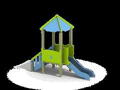 ДИК 1.092 Детский игровой комплекс Экоград Н=700