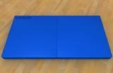 Мат гимнастический (складной) 1м х1м