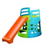 Детская пластиковая горка Башня Marian Plast 377