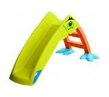 Детская пластиковая горка Пеликан Marian Plast 607