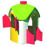 Детский пластиковый домик Вилла Marian Plast 660