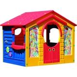 Детский пластиковый домик Коттедж Marian Plast 560