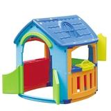 Детский пластиковый домик Кухня-Мастерская Marian Plast 665