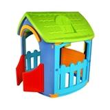 Детский пластиковый домик Домик разборный Marian Plast 667