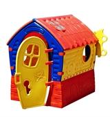 Детский пластиковый домик Лилипут Marian Plast 680