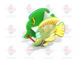 Качалка на пружине Рыбка ДИО 4.13