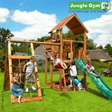 Детские городки Jungle Palace+Climb Module Xtra