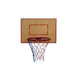Баскетбольное кольцо малое со щитом из влагостойкой фанеры.