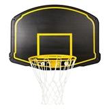 Баскетбольный щит пластиковый с кольцом