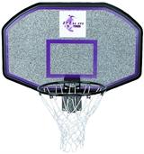 Щит баскетбольный пластиковый большой с кольцом