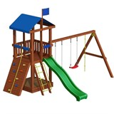 Детская игровая площадка Джунгли 4