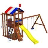 Детская игровая площадка Джунгли 6