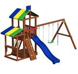 Детская игровая площадка Джунгли 8