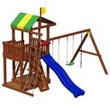 Детская площадка Джунгли 9