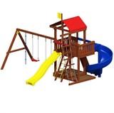 Детская игровая площадка Джунгли 12