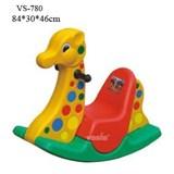 Качели балансир жираф для ребёнка FAMILY F-780