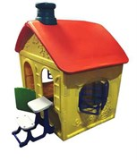 Детский игровой домик Замок пластиковый ОТ-16