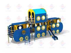 Детский игровой комплек Наутилус Н --1200,2700 ДИК 9.24