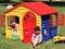 Детский пластиковый домик Игровой Marian Plast 360 - фото 4504
