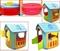 Детский пластиковый домик Кухня-Мастерская Marian Plast 665 - фото 4558
