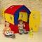 Детский пластиковый домик Лилипут Marian Plast 680 - фото 5001